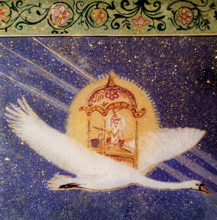 lakshmi-on-the-lotus--mosaic-1-top-left