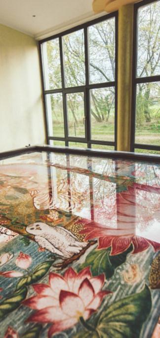 lakshmi-on-the-lotus--mosaic-2-bottom-left